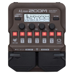 ZoomA1 FOUR Akustik Multi Efekt Prosesörü